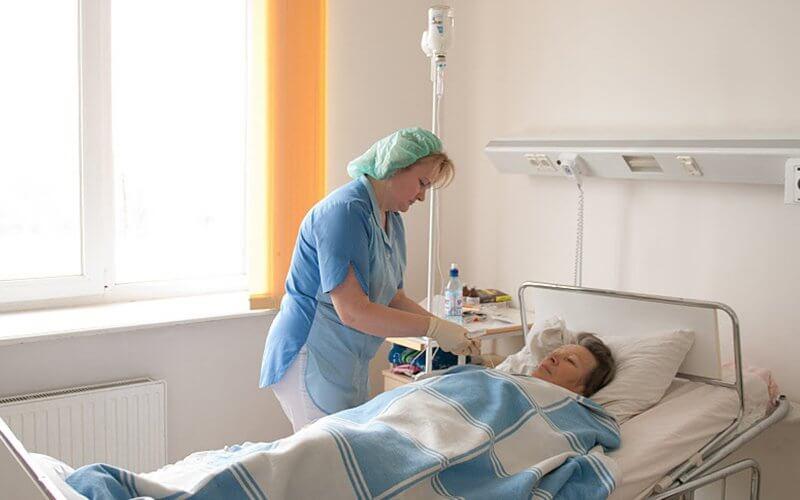 инфекции половых путей: лечение в стационаре